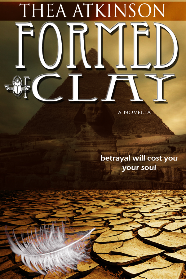 Formed of Clay: novella By: Thea Atkinson