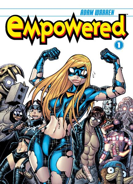 Empowered Vol. 1 By: Adam Warren
