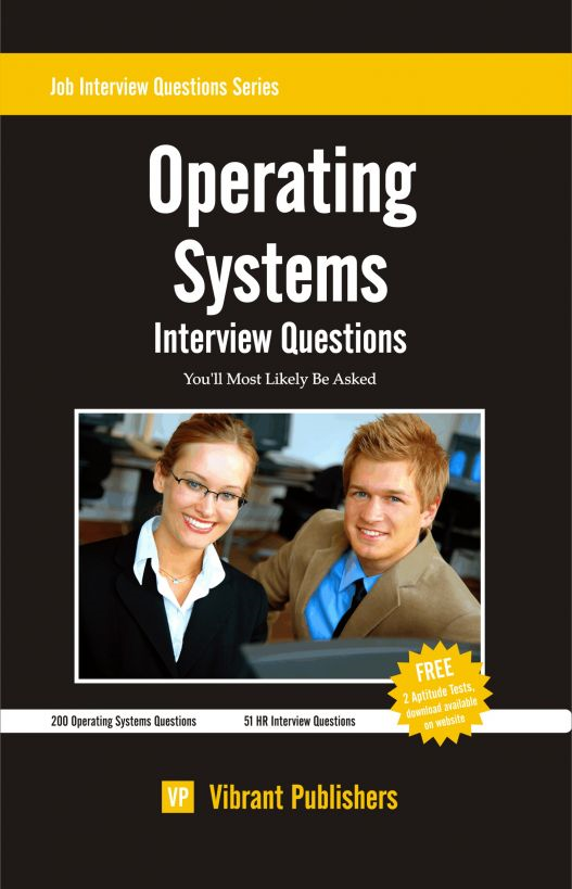 Operating Systems Interview Questions You'll Most Likely Be Asked