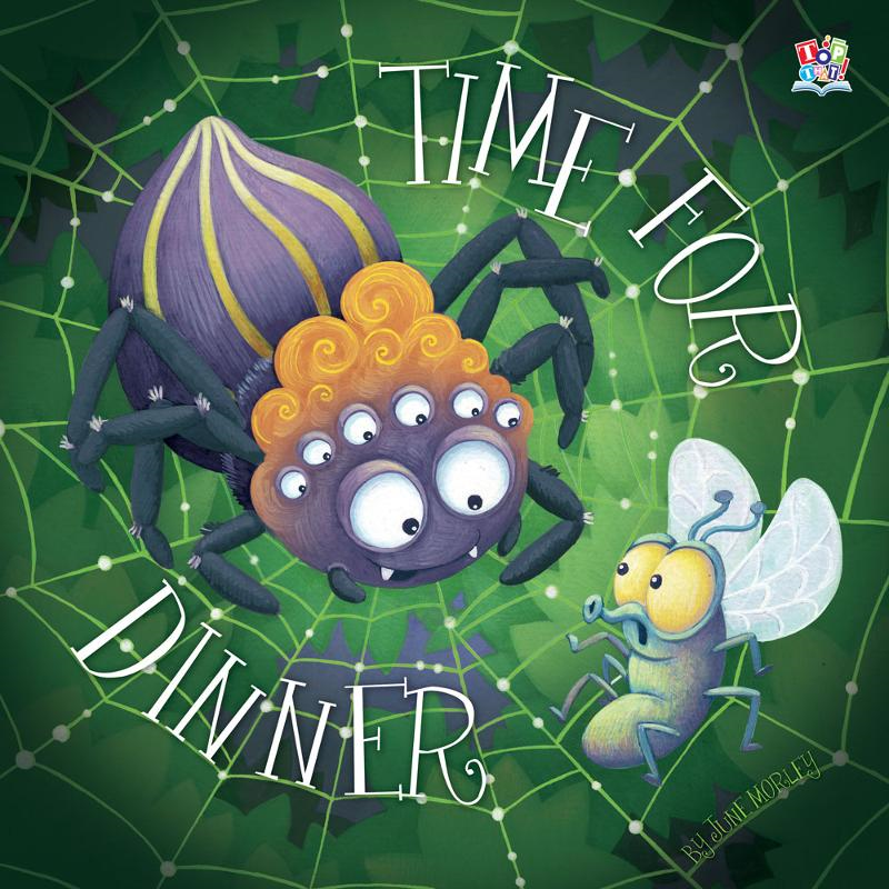 Time for Dinner By: June Morley
