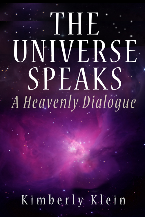 The Universe Speaks: A Heavenly Dialogue