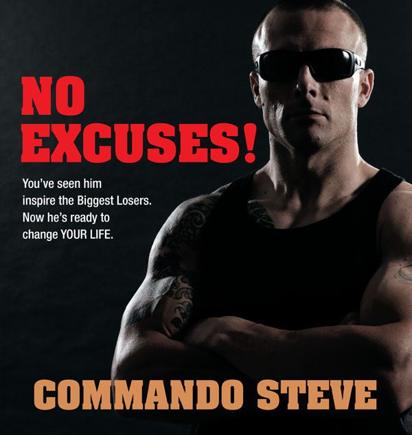 Commando Steve By: Steve Willis