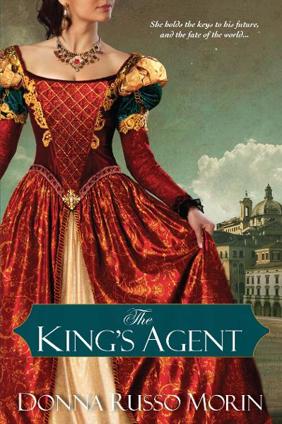 The King's Agent               By: Donna Russo Morin