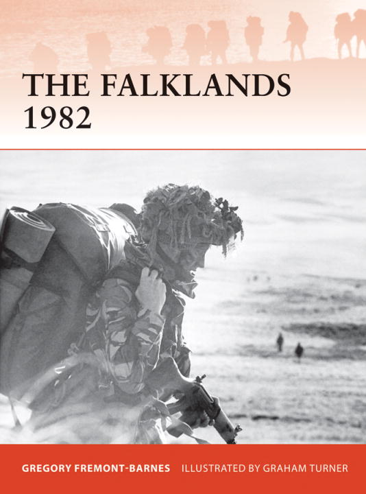 The Falklands 1982 By: Gregory Barnes,Graham Turner