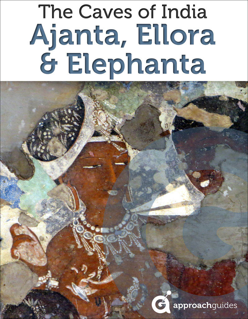 India Revealed: The Caves of Ajanta, Ellora, and Elephanta, Mumbai (Travel Guide) By: Approach Guides,David Raezer,Jennifer Raezer