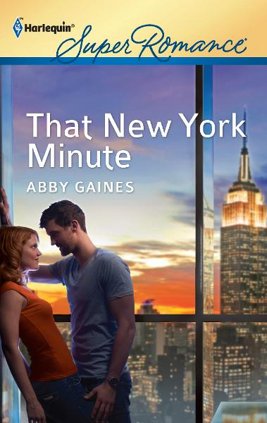 That New York Minute By: Abby Gaines