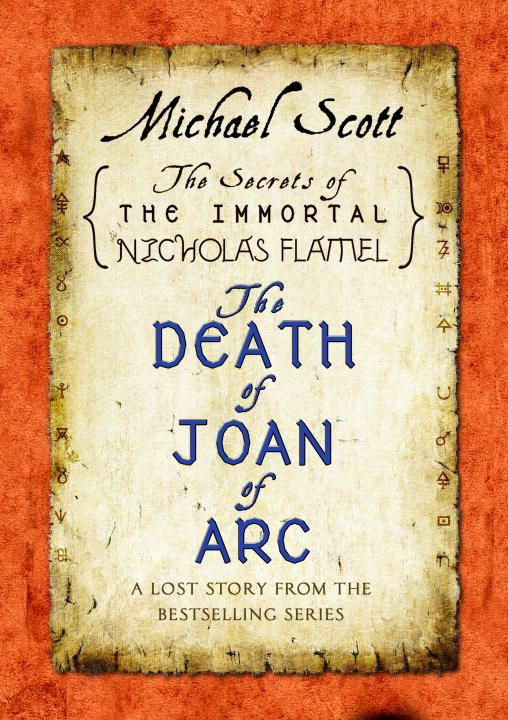 Cover Image: The Death of Joan of Arc
