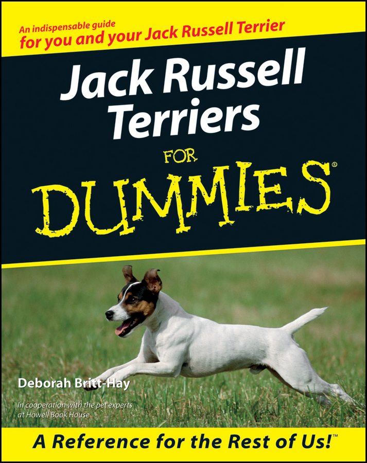 Jack Russell Terriers For Dummies