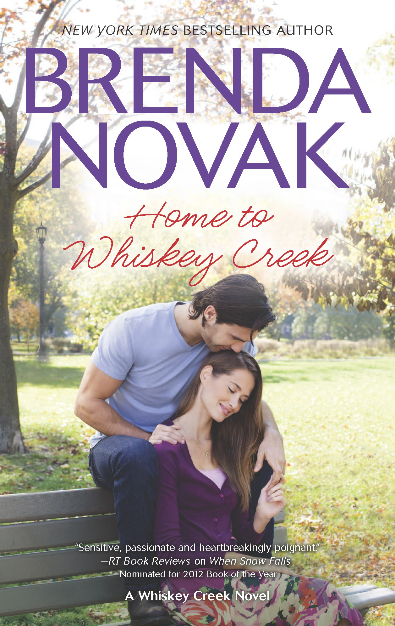Book Cover: Home to Whiskey Creek