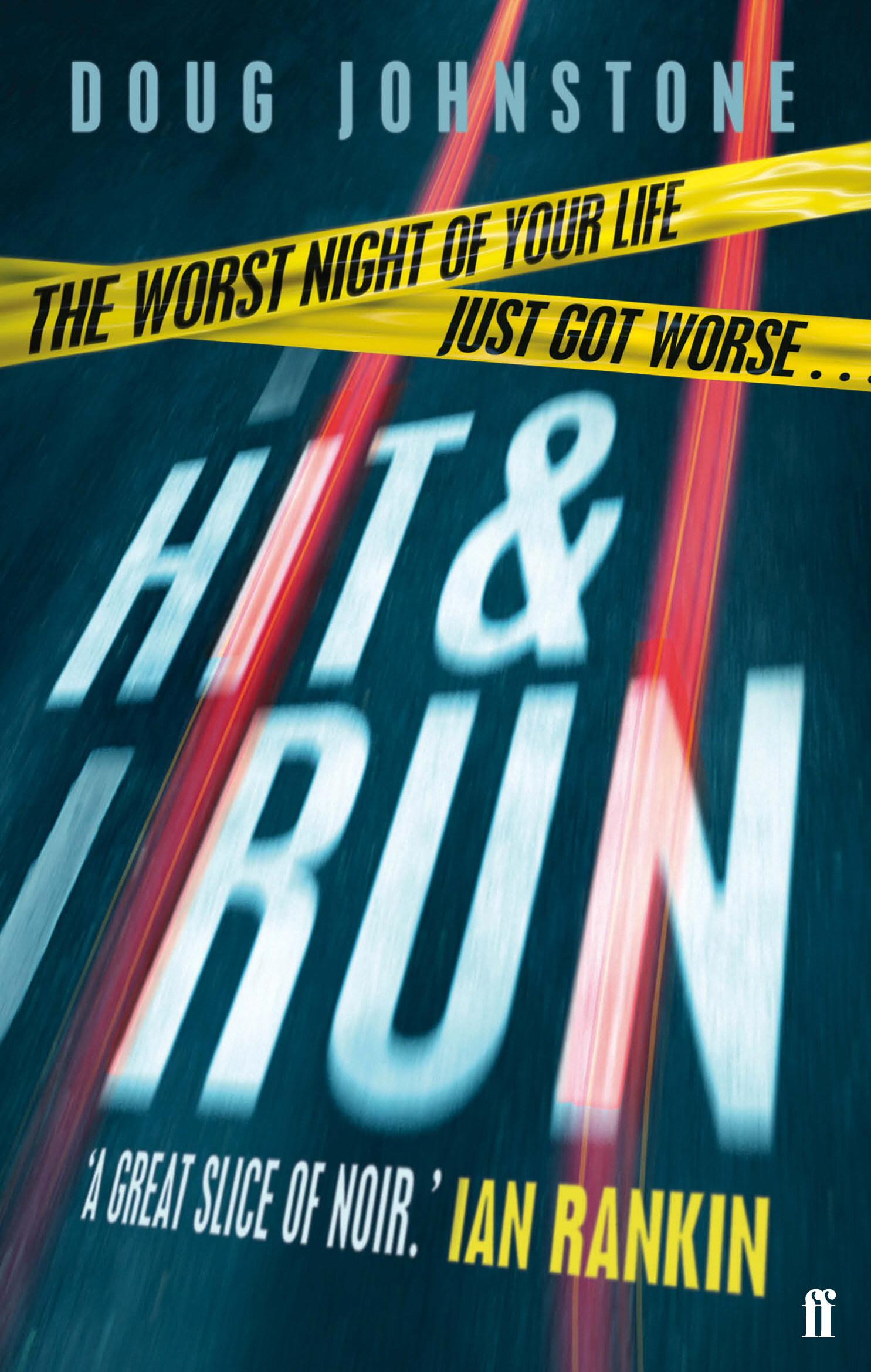 Hit and Run By: Doug Johnstone