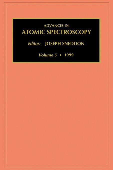 Advances in Atomic Spectroscopy, Volume 5