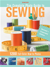 Complete Photo Guide To Sewing - Revised + Expanded Edition: 1200 Full-Color How-To Photos