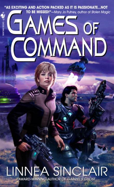 Games of Command By: Linnea Sinclair