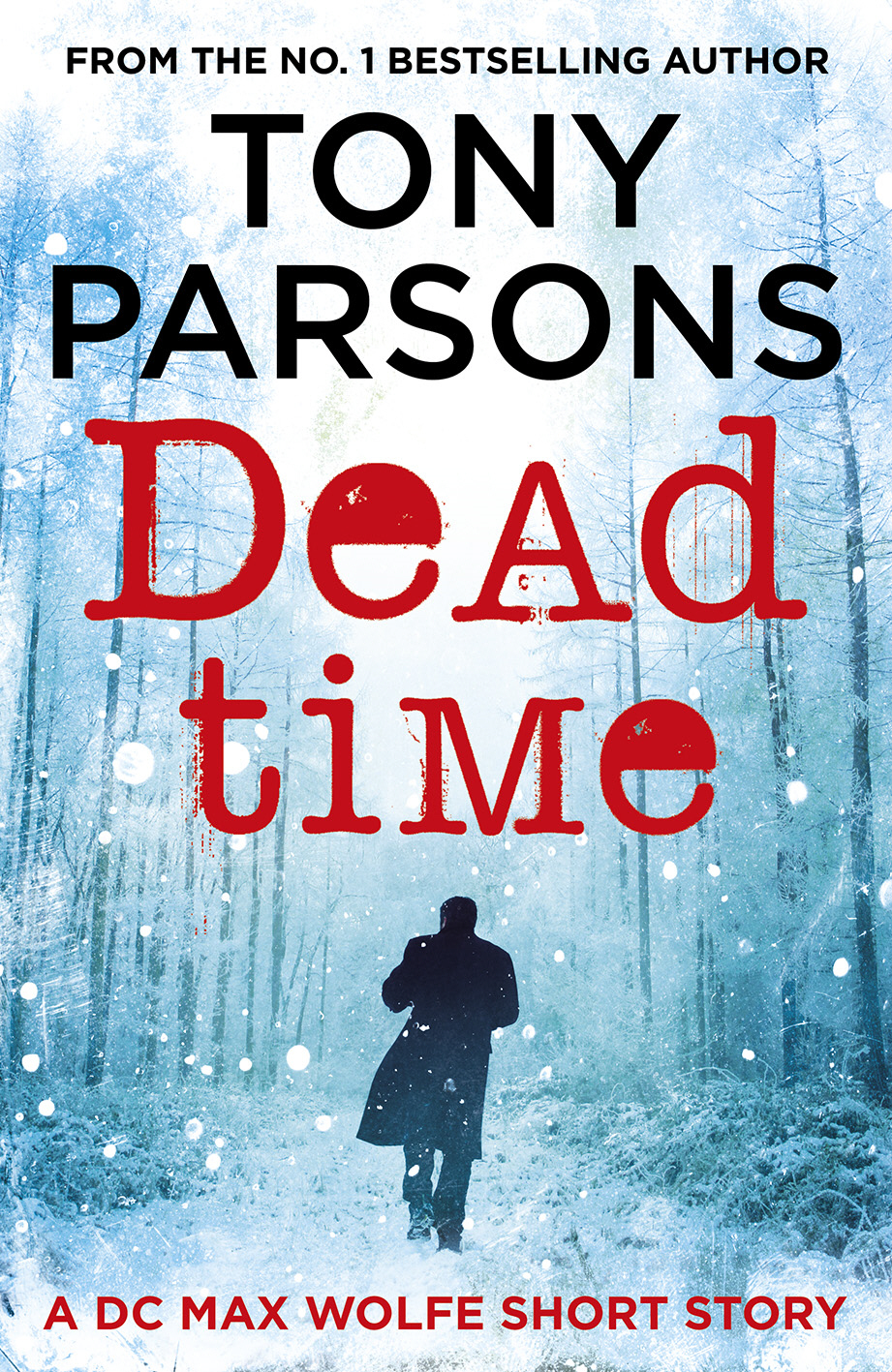 Dead Time A DC Max Wolfe Short Story