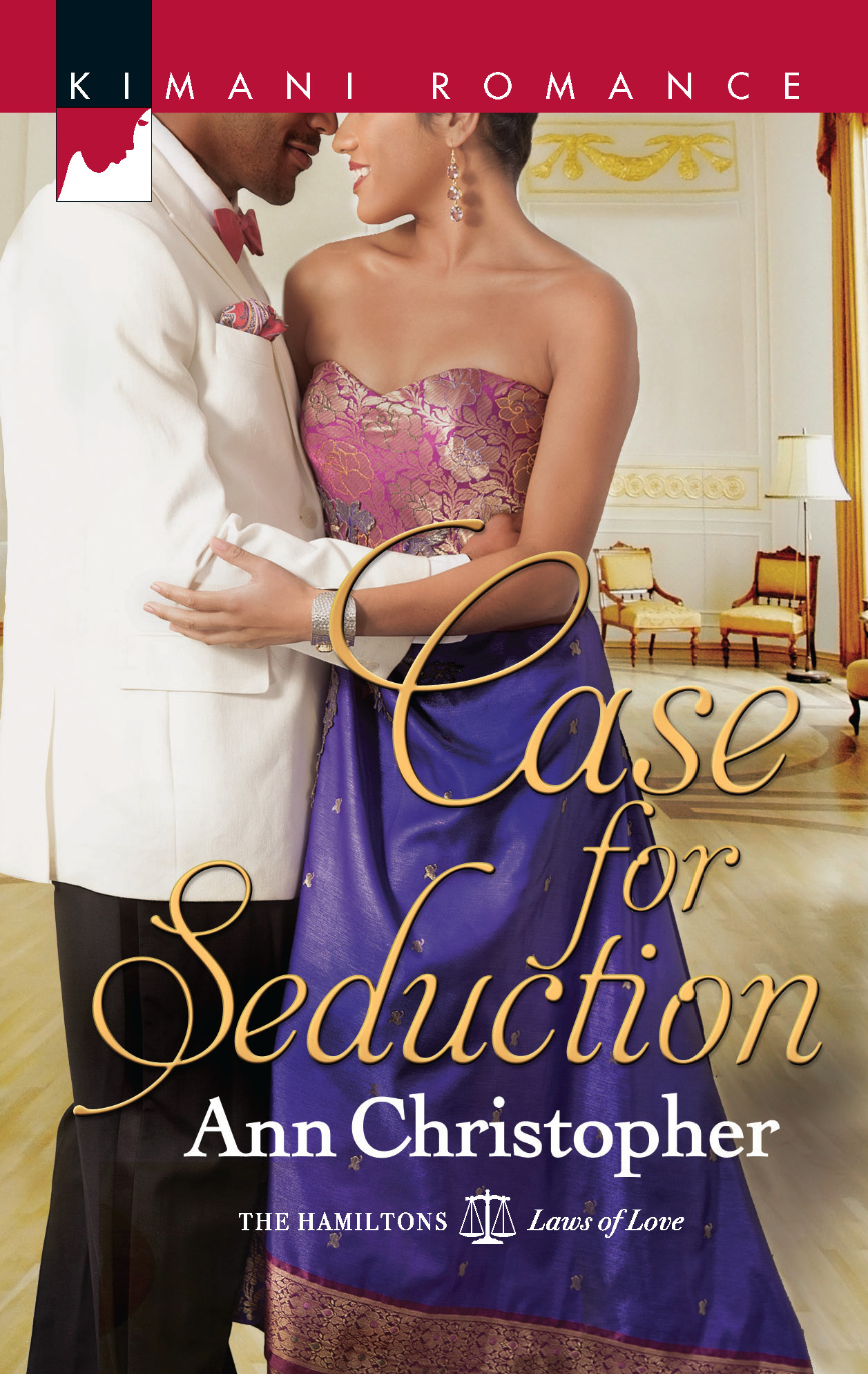 Case for Seduction By: Ann Christopher