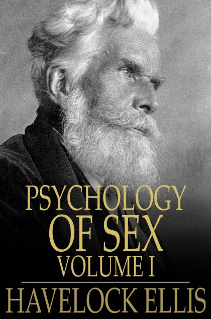 Studies in the Psychology of Sex Volume I