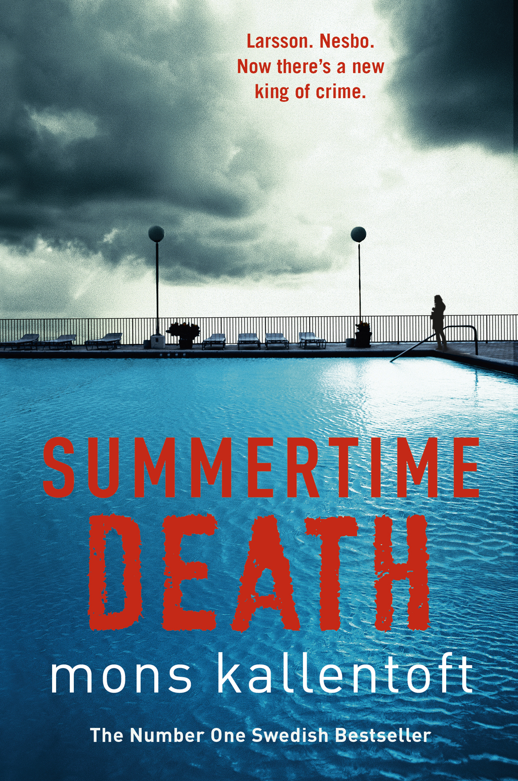 Summertime Death Malin Fors 2