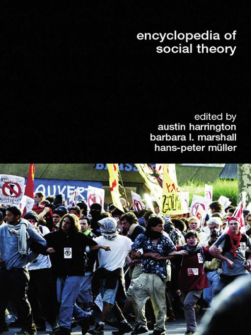 Encyclopedia of Social Theory