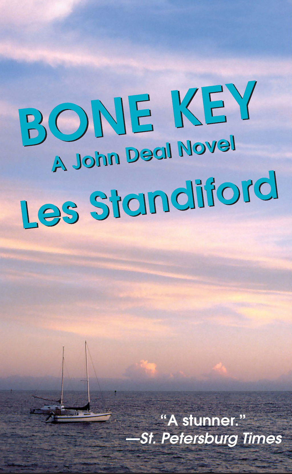 Bone Key By: Les Standiford