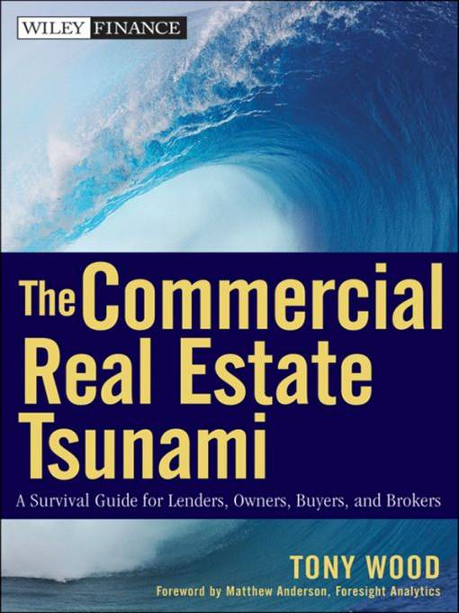 The Commercial Real Estate Tsunami