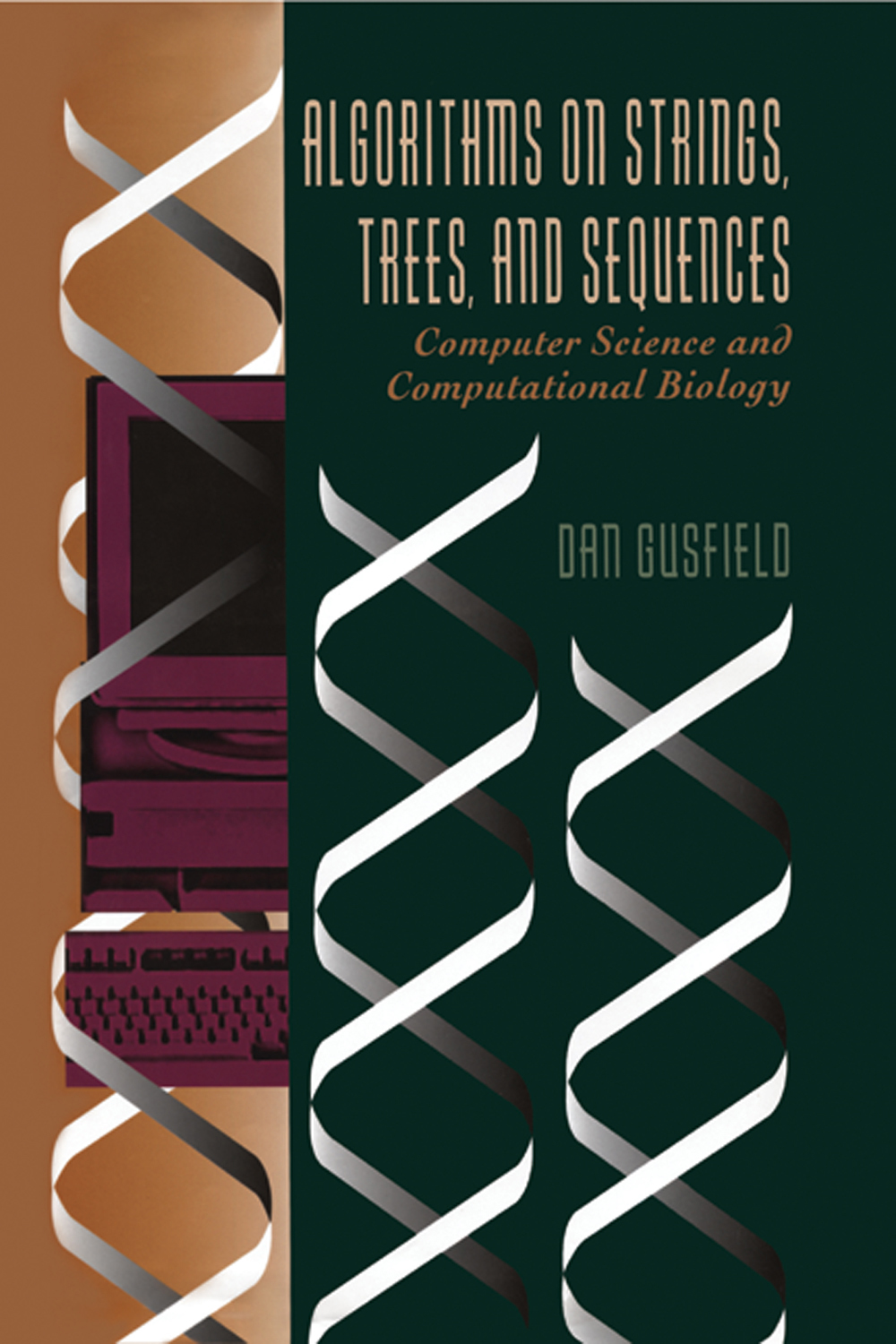 Algorithms on Strings,  Trees and Sequences Computer Science and Computational Biology