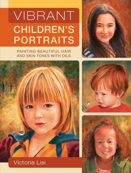 Vibrant Children's Portraits: Painting Beautiful Hair and Skin Tones with Oils