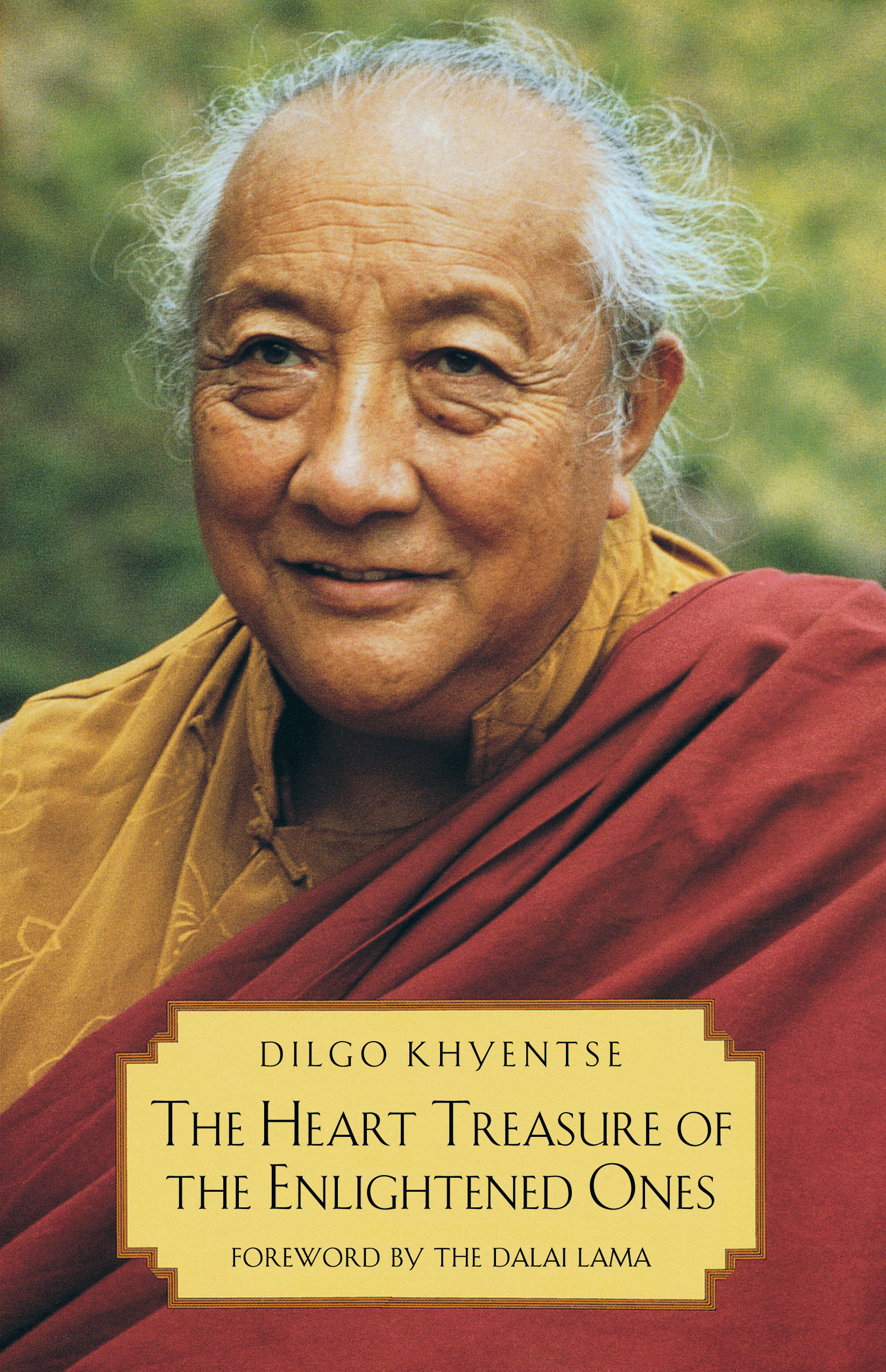 The Heart Treasure of the Enlightened Ones: The Practice of View, Meditation, and Action