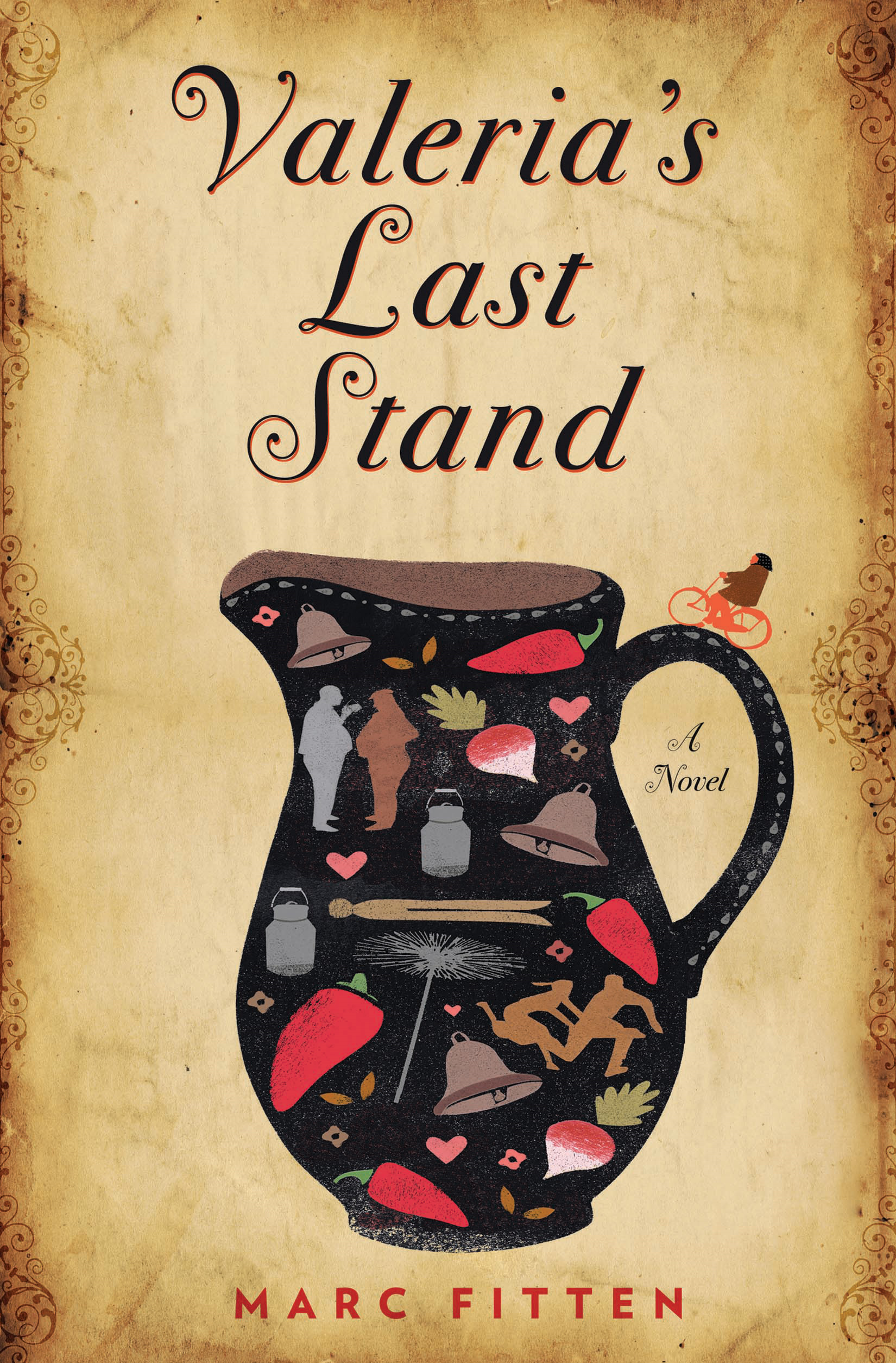Valeria's Last Stand By: Marc Fitten