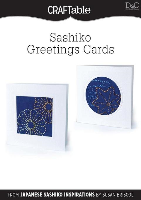 (Sashiko) Greetings Cards