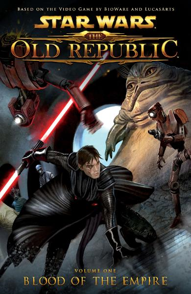Star Wars: The Old Republic Volume 1 -- Blood of the Empire