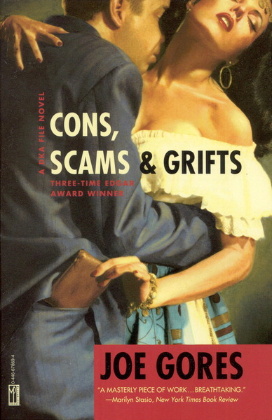 Cons, Scams, and Grifts