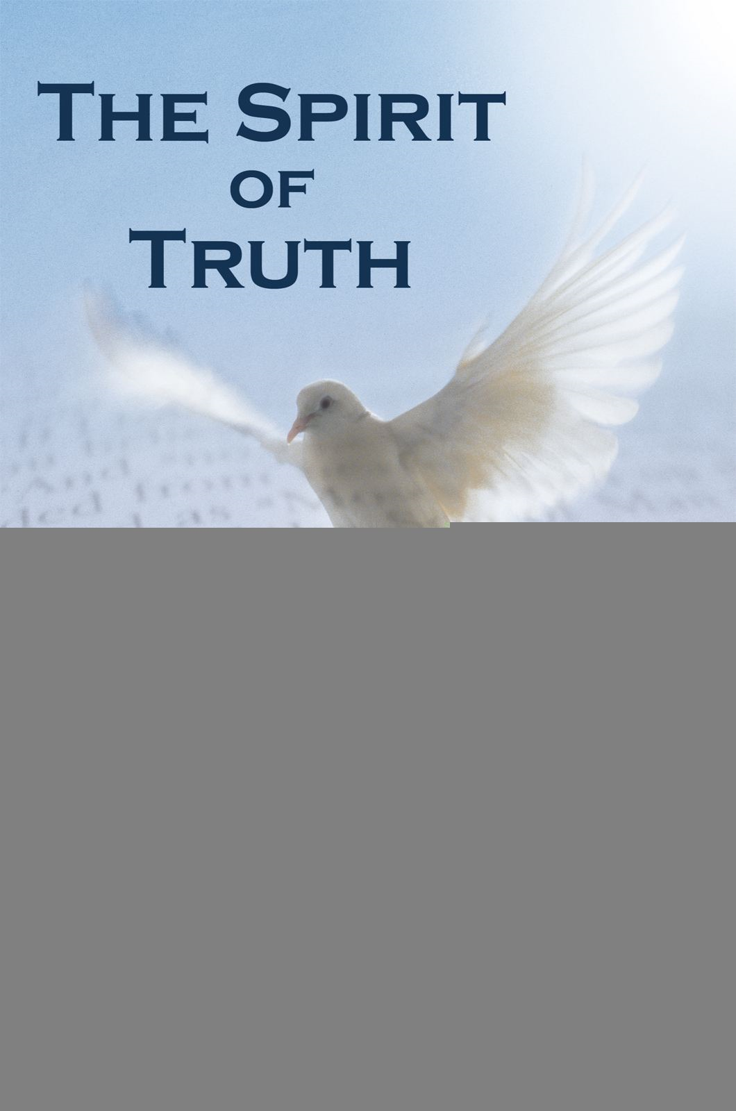 The Spirit of Truth