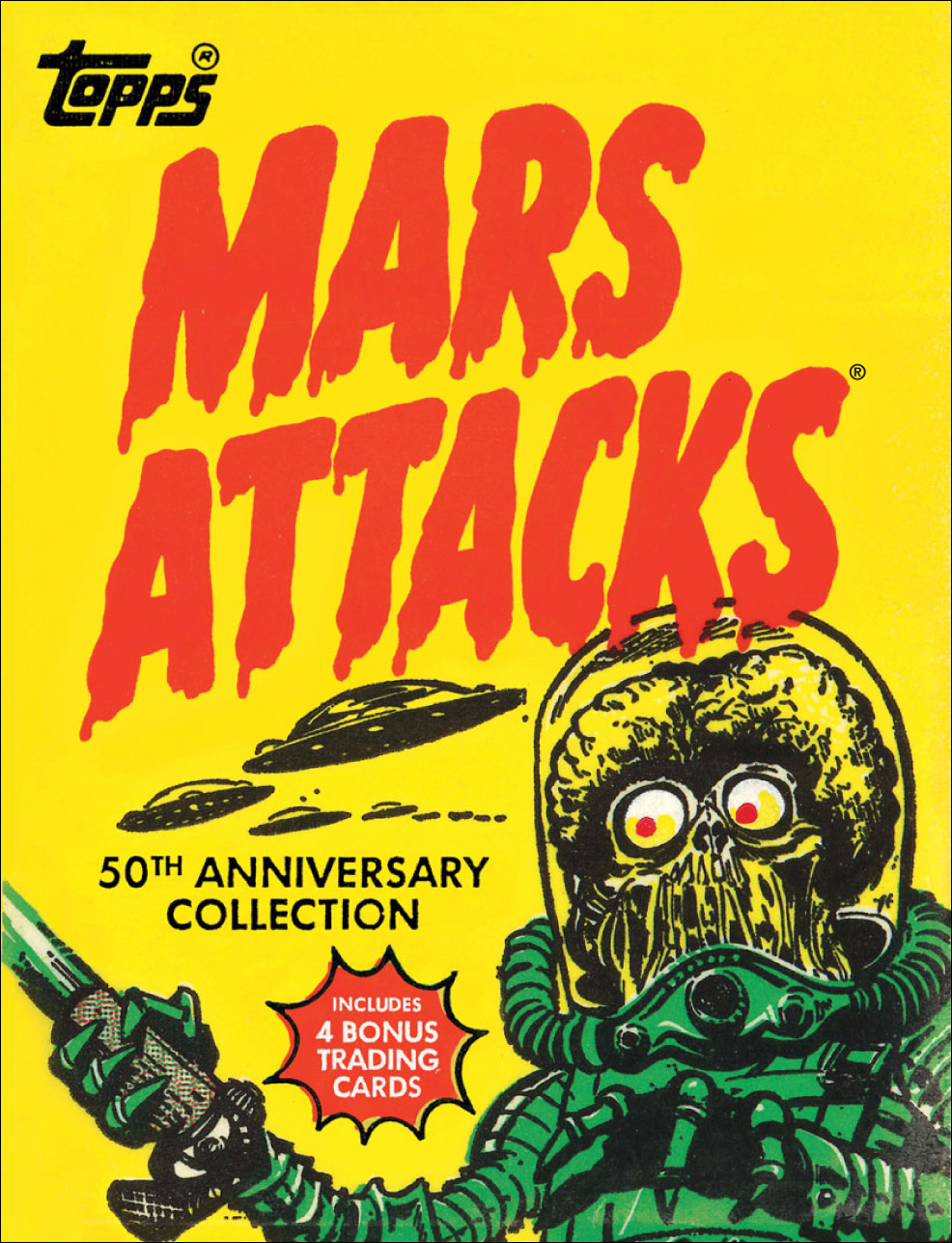 Mars Attacks By: The Topps Company , Len Brown , Zina Saunders