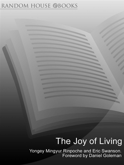 The Joy of Living Unlocking the Secret and Science of Happiness