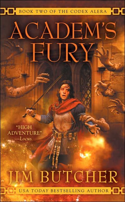 Academ's Fury By: Jim Butcher