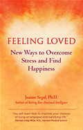 Feeling Loved  by Jeanne Segal book cover | Buy Feeling Loved from the Bookworld bookstore