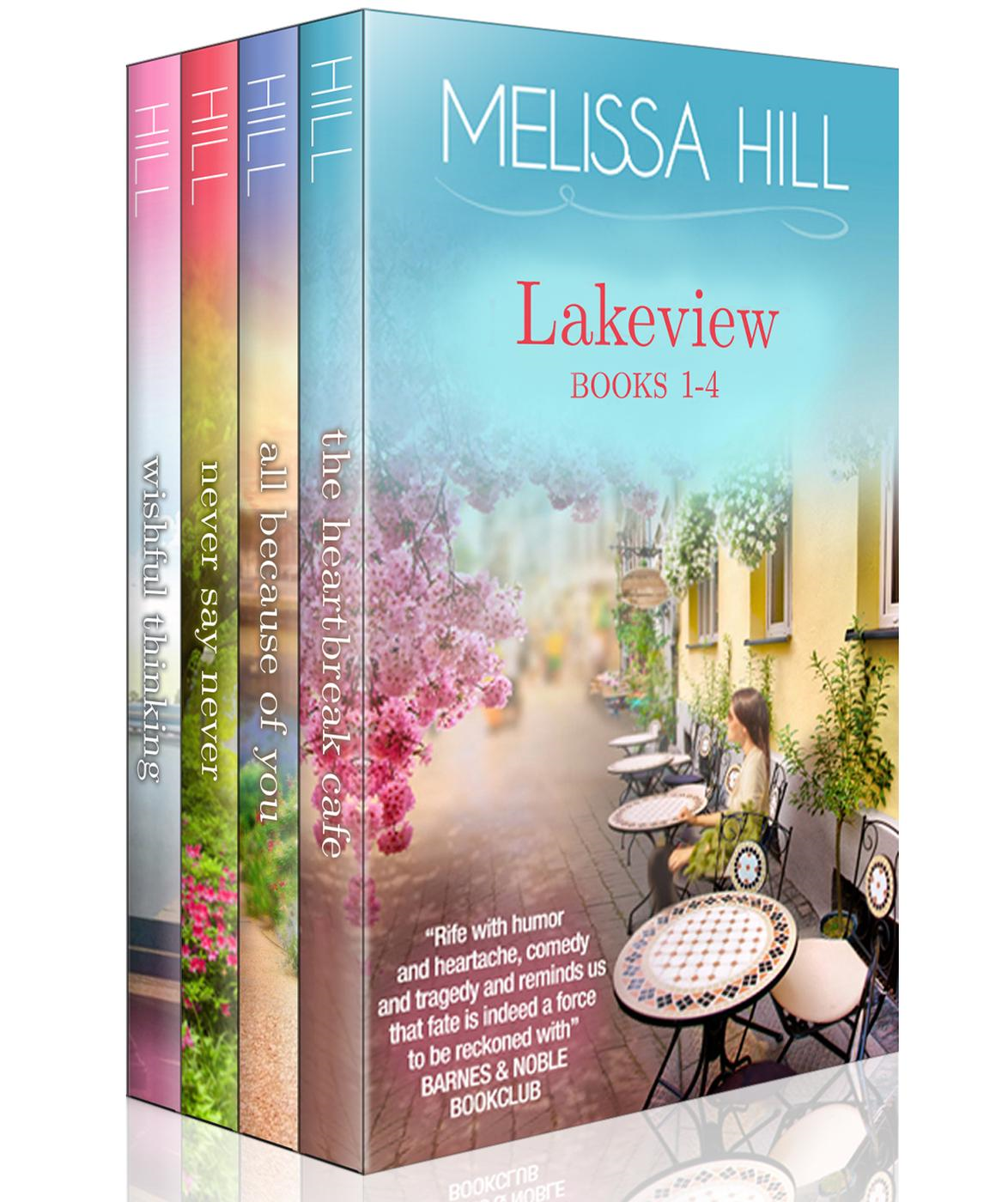 Lakeview Collection - Books 1-4