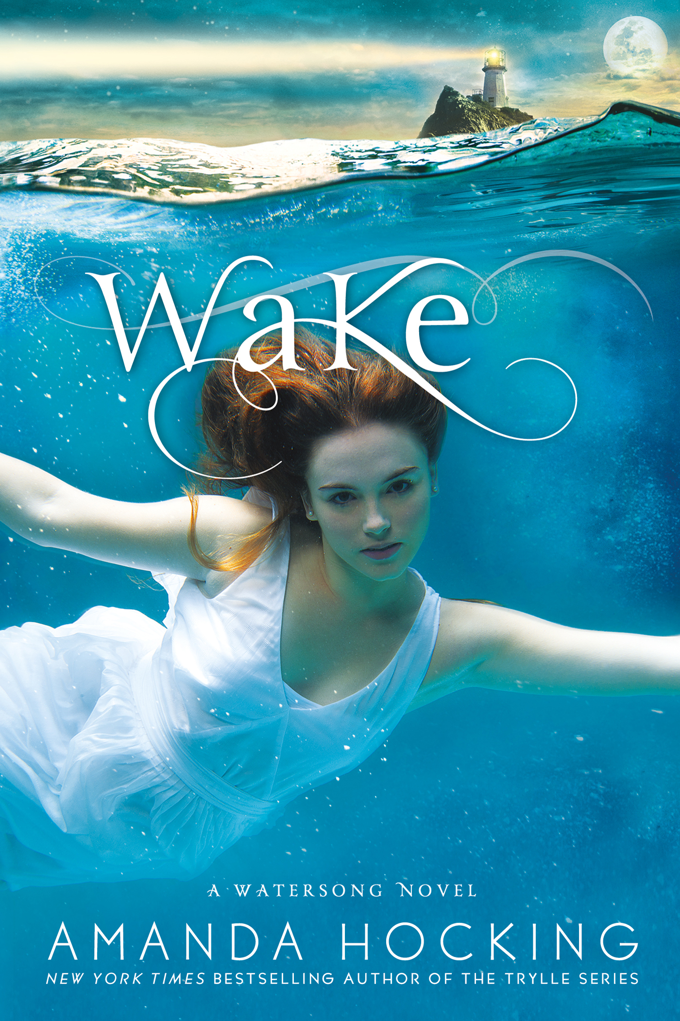 Wake By: Amanda Hocking