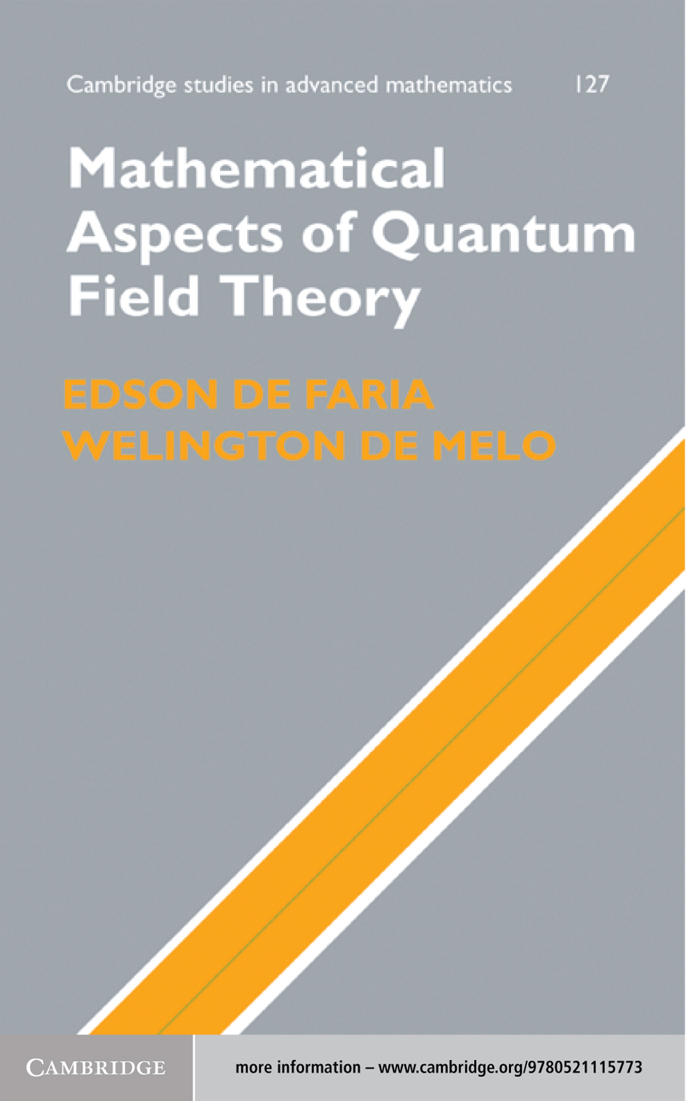 Mathematical Aspects of Quantum Field Theory