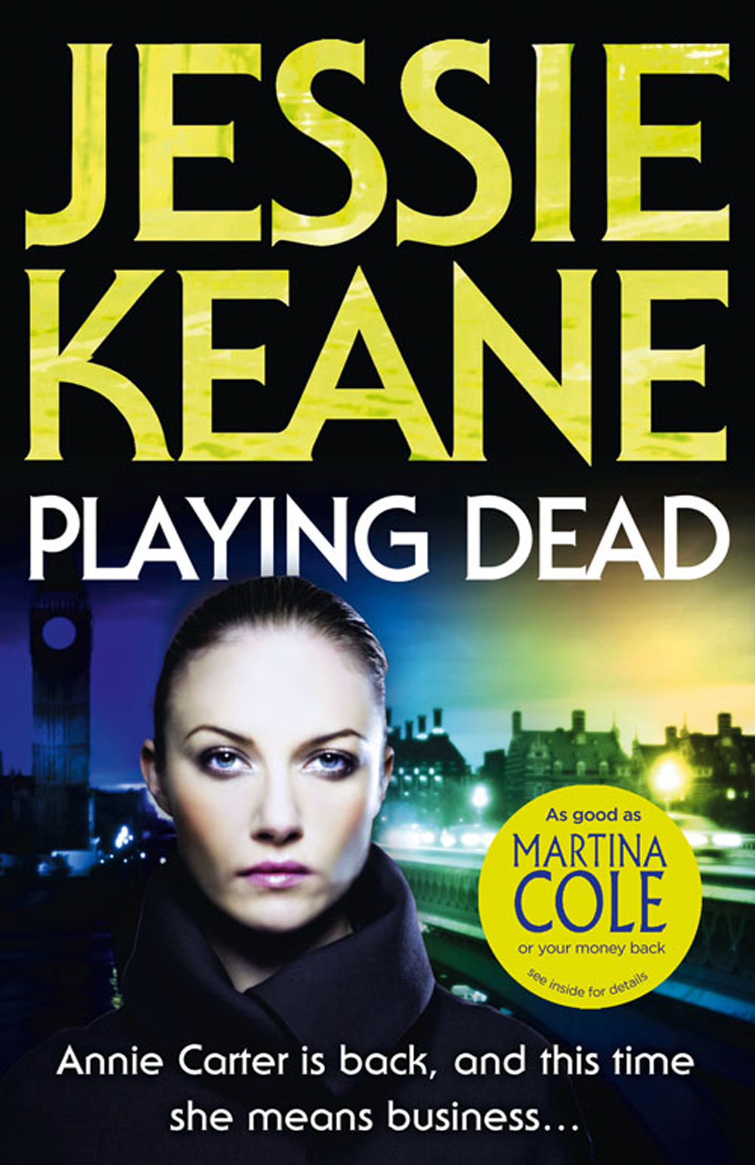 Playing Dead By: Jessie Keane