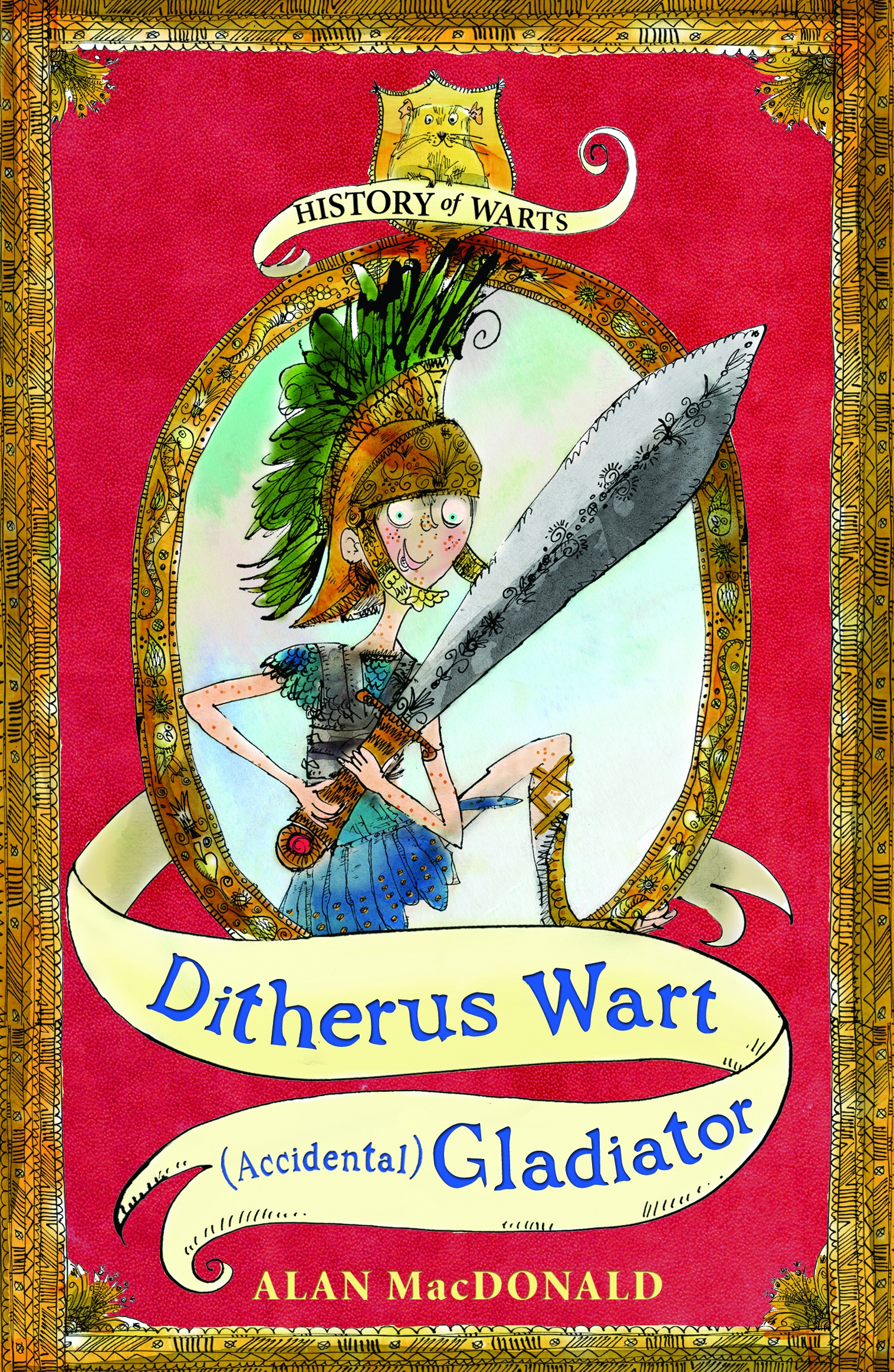 Ditherus Wart: (accidental) Gladiator