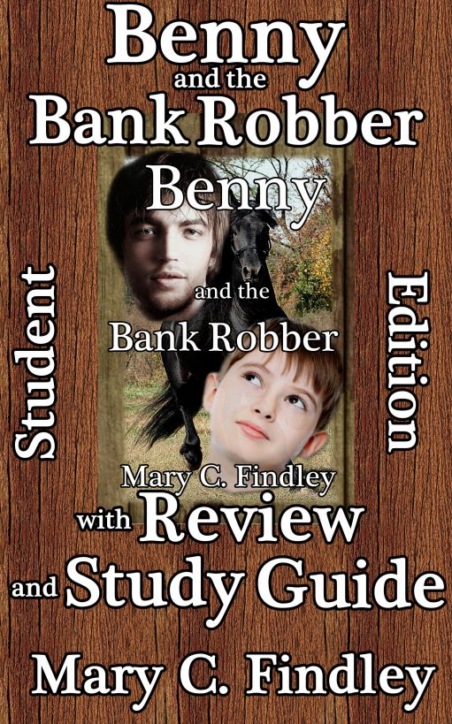 Benny Study Questions Student Edition By: Mary C. Findley