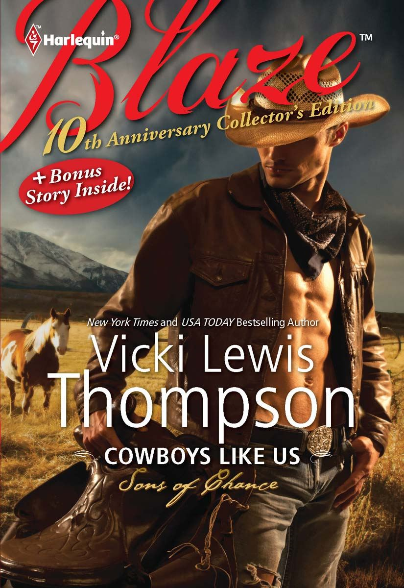 Cowboys Like Us: Cowboys Like Us\Notorious By: Vicki Lewis Thompson