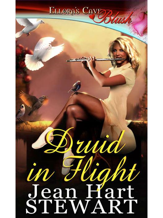 Druid in Flight (Garland of Druids, Book Eight)