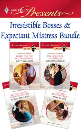 Irresistible Bosses & Expectant Mistresses Bundle