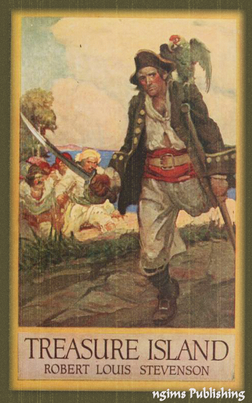 Stevenson, R. L. - Treasure Island (Illustrated by Louis Rhead + Audiobook Download Link + Active TOC)