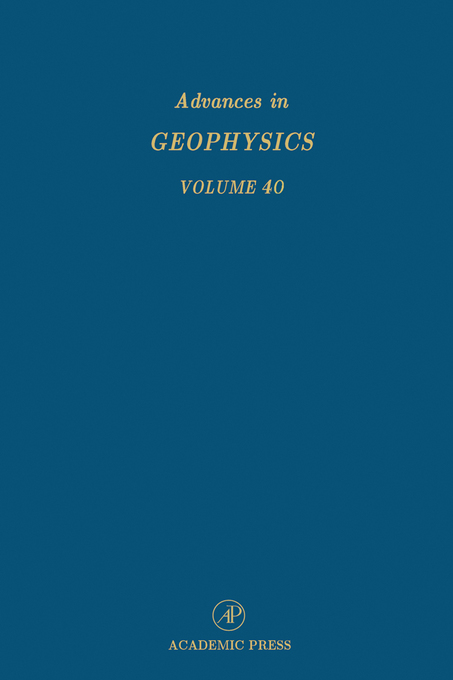 Long-Range Persistence in Geophysical Time Series By: Dmowska, Renata