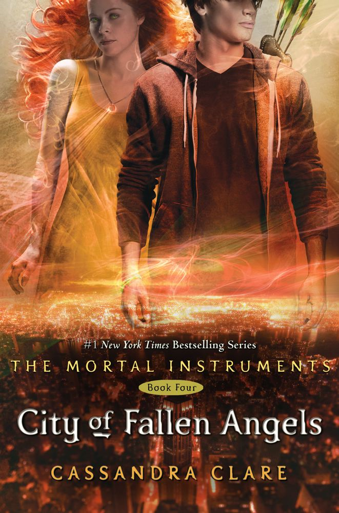 City of Fallen Angels By: Cassandra Clare