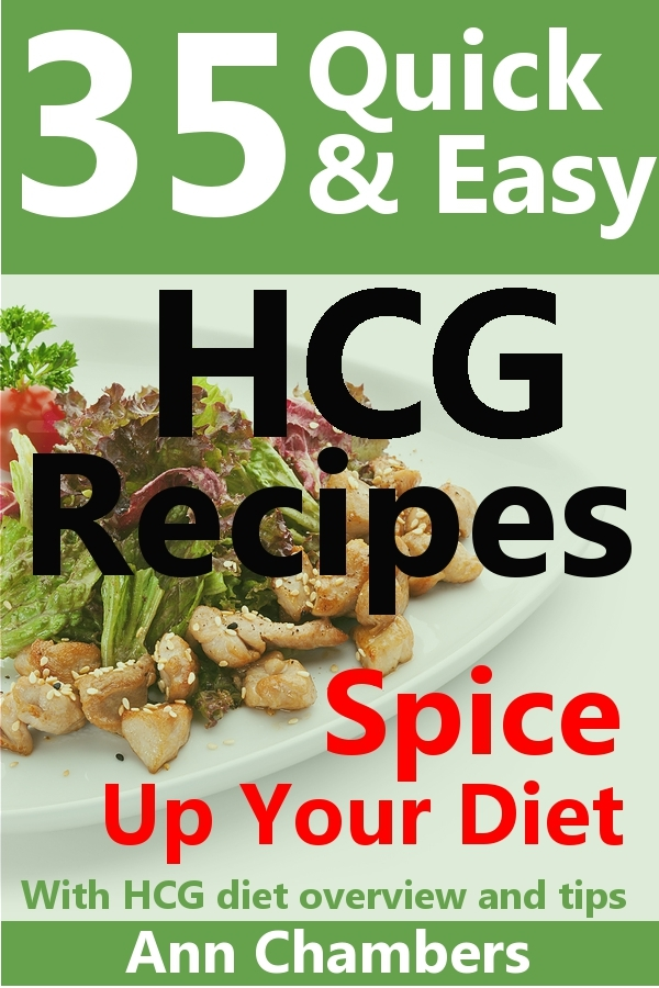 35 Quick & Easy HCG Recipes