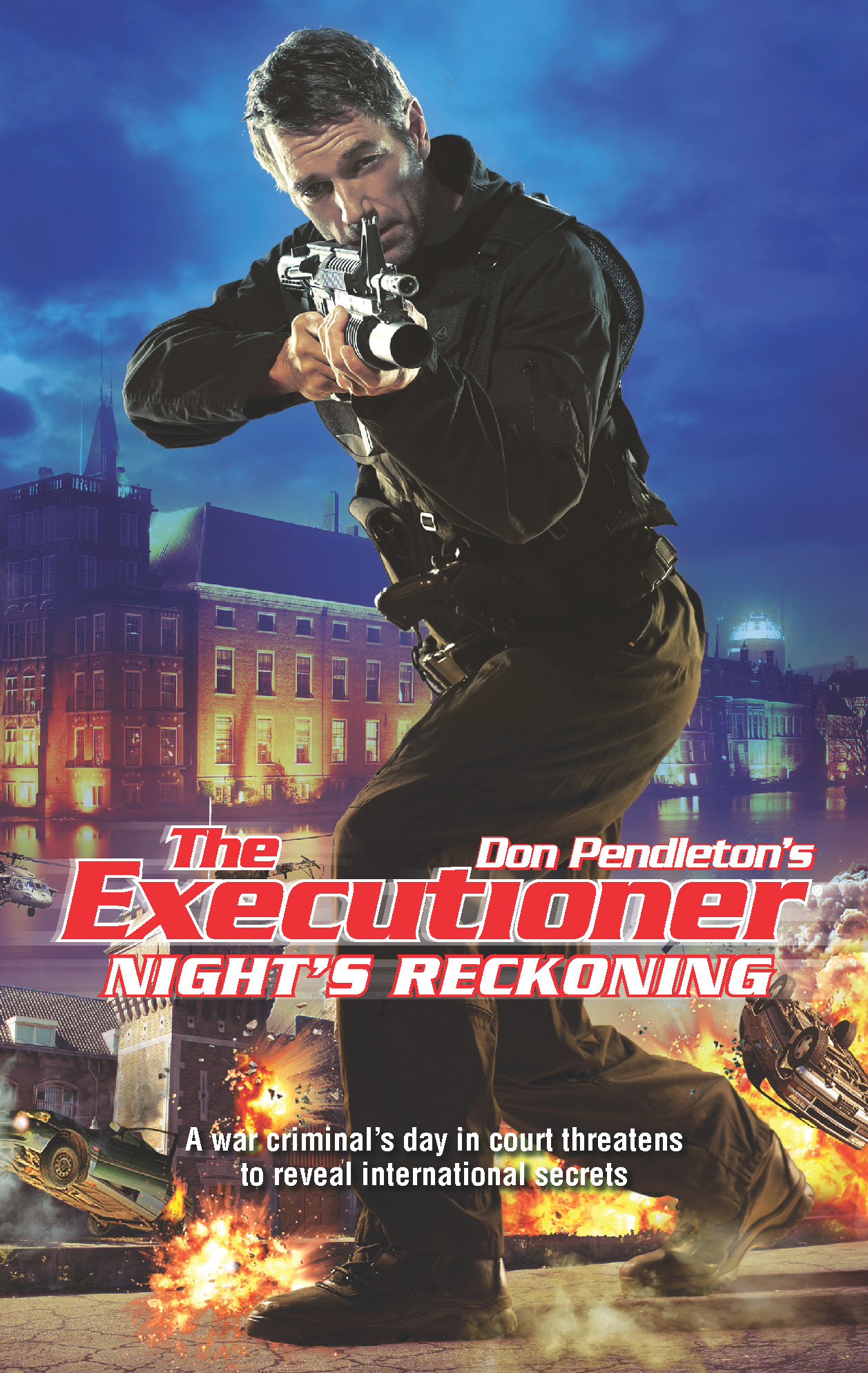 Night's Reckoning By: Don Pendleton